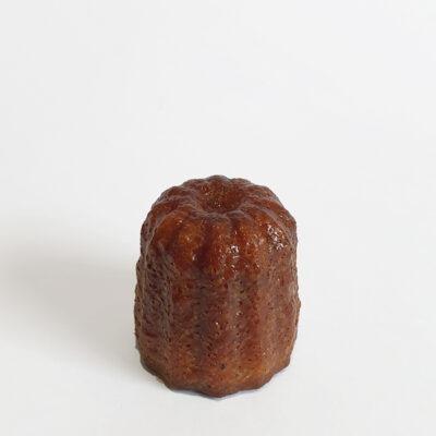 Cannelé classique petit Cassonade bordeaux