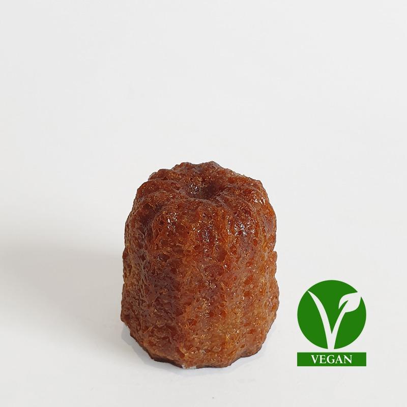 Cannelé vegan petit Cassonade bordeaux