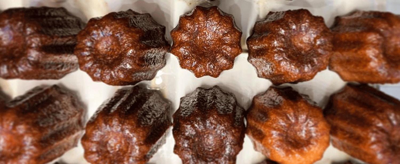 meilleure recette de canelé bordeaux, cassonade bordeaux